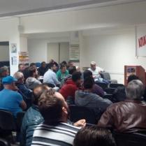 Γενική Συνέλευση για την προετοιμασία της πανεργατικής απεργίας στις 12 Νοέμβρη